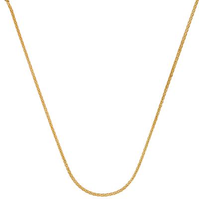 31bd8e43046e 0510002028 - Cadena en oro amarillo de 18 Kilates