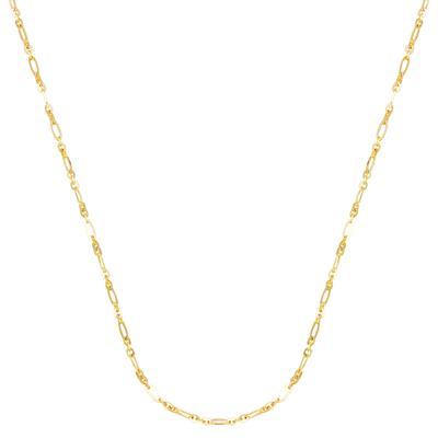 ddad401435a4 0510003014 - Cadena en oro amarillo de 18 Kilates